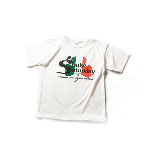 Snake Saturday 100 - White Tshirt