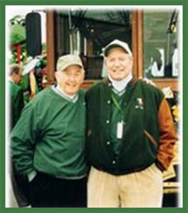 Parade Founder Mickey Finn and co-founder Bill Grigsby