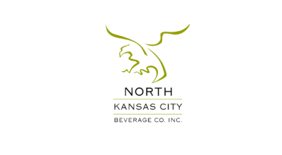 north kansas city beverage company logo -