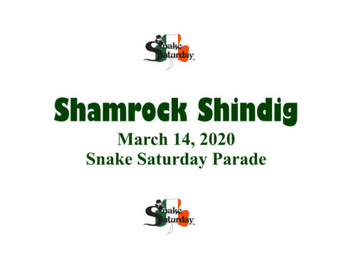 Snake Saturday 2020 Planning has begun!