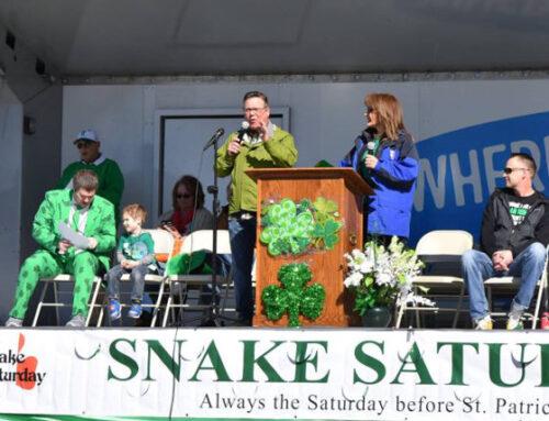 JOHN MILLER SR. ANNOUNCED AS 2020 SNAKE SATURDAY GRAND MARSHAL
