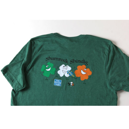 shamrock shindig t shirt