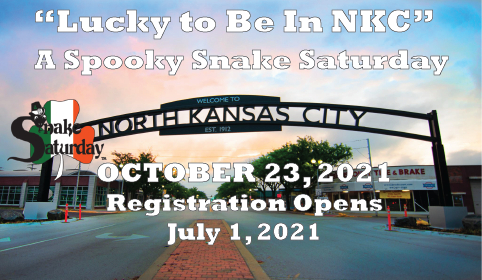 Spooky Snake Saturday Cover