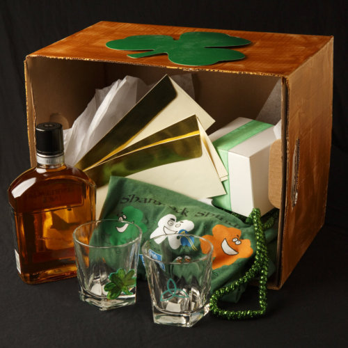 100 Whisky party box