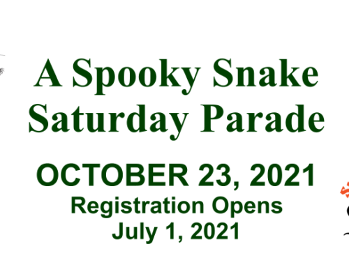What is Spooky Snake Saturday?