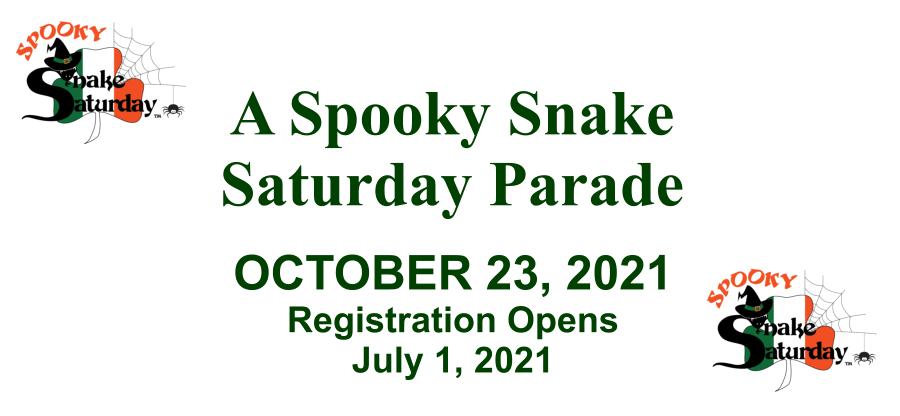 Spooky Snake Saturday 2021-2